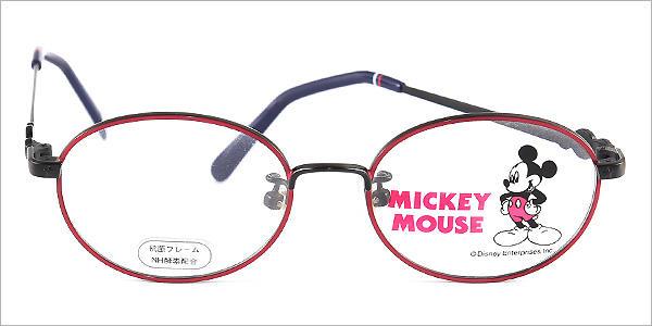 フレーム写真:MICKEY MOUSE(ミッキーマウス)MM-102