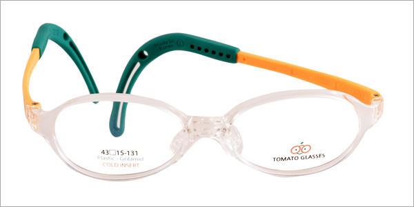 フレーム写真:TOMATO GLASSES(トマトグラッシーズ)TKAC12