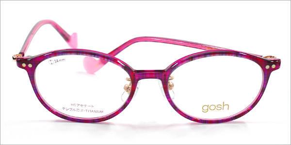 フレーム写真:gosh(ゴッシュ)gos-1005