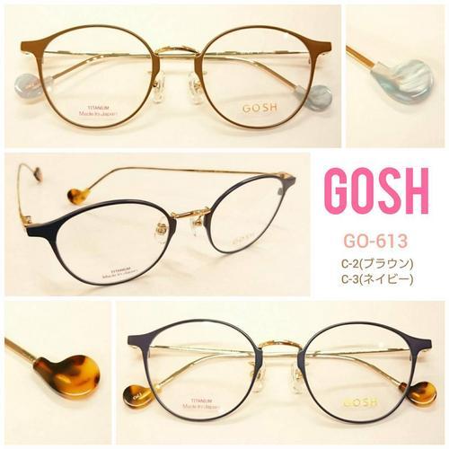 【ゴッシュ】GOSH GO-613 col.2 /col.3